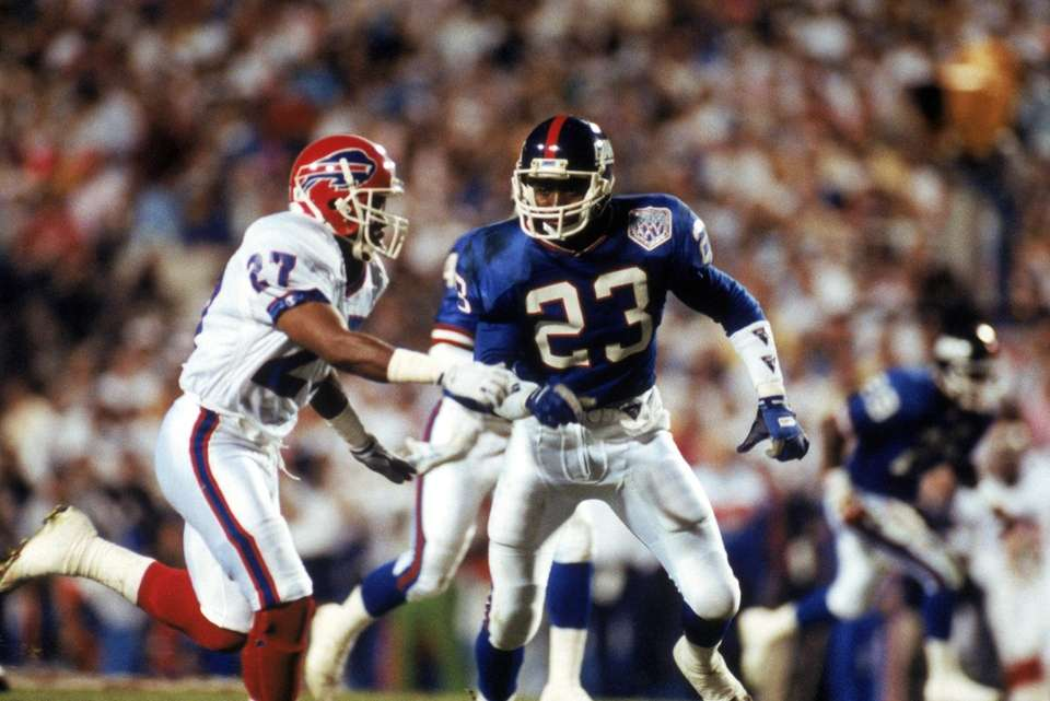 Cornerback Perry Williams of the New York Giants