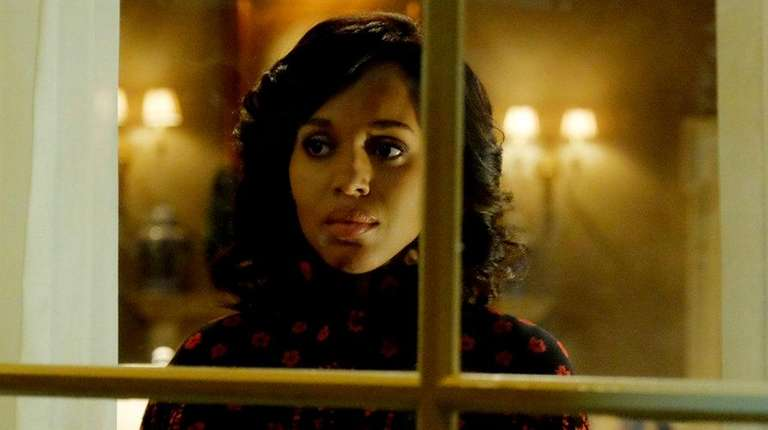 Kerry Washington returns as Olivia Pope for the