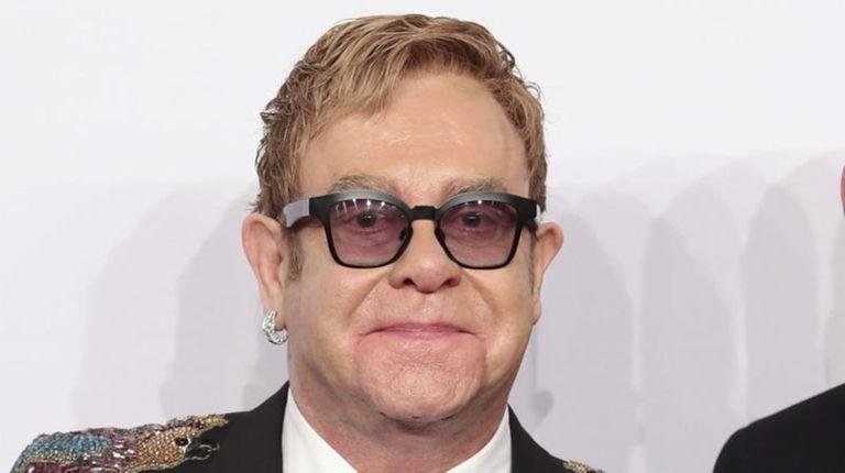 Elton John has been tapped to write the