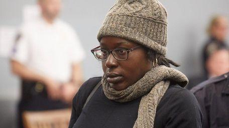 Veleda Bailey, who was accused of animal cruelty