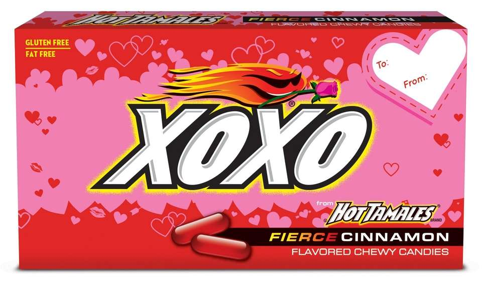 These classic candies in Fierce Cinnamon get a