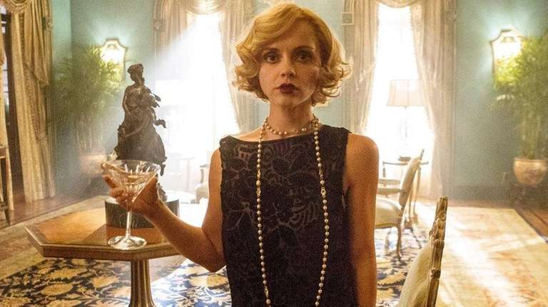 Christina Ricci stars as Zelda Sayre Fitzgerald in