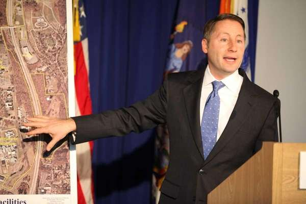 Westchester County Executive Rob Astorino on March 1,
