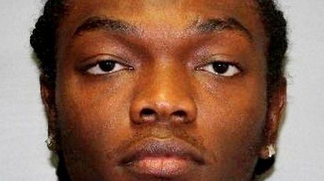 Oniel Sharpe Jr., 25, of Springfield Gardens, is