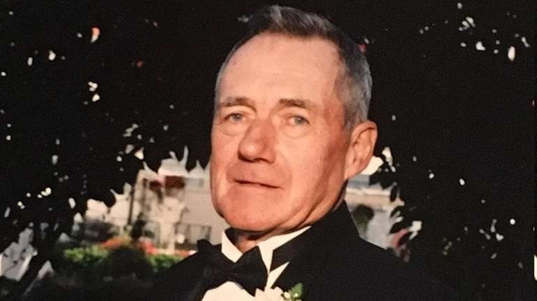 Undated photo of Robert Chapman Sr. of Bethpage