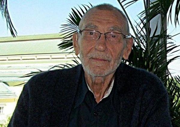 Veljo Tormis in 2012
