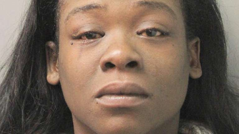 Jonita Martinez, 27, of Roosevelt, was arrested Thursday,
