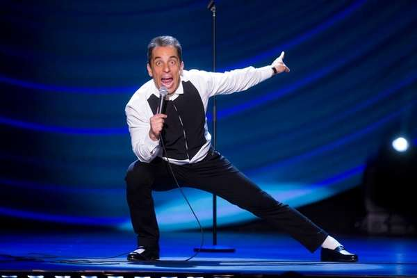Sebastian Maniscalco is well-known for adding a