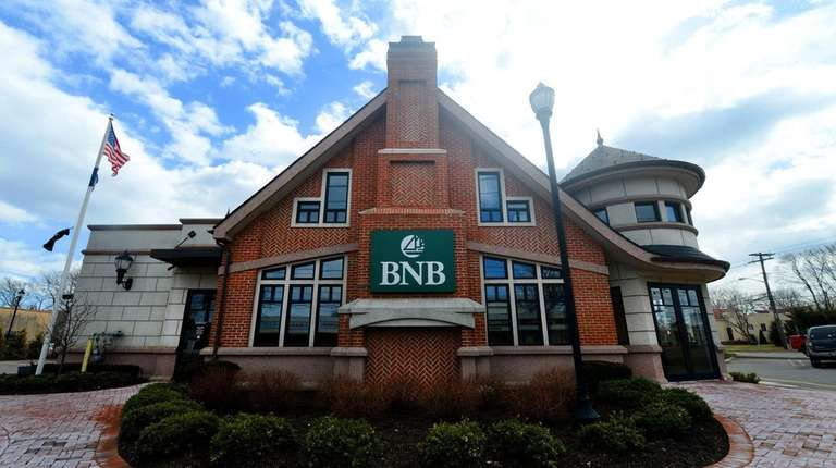 Bridgehampton National Bank in Merrick on March 18,