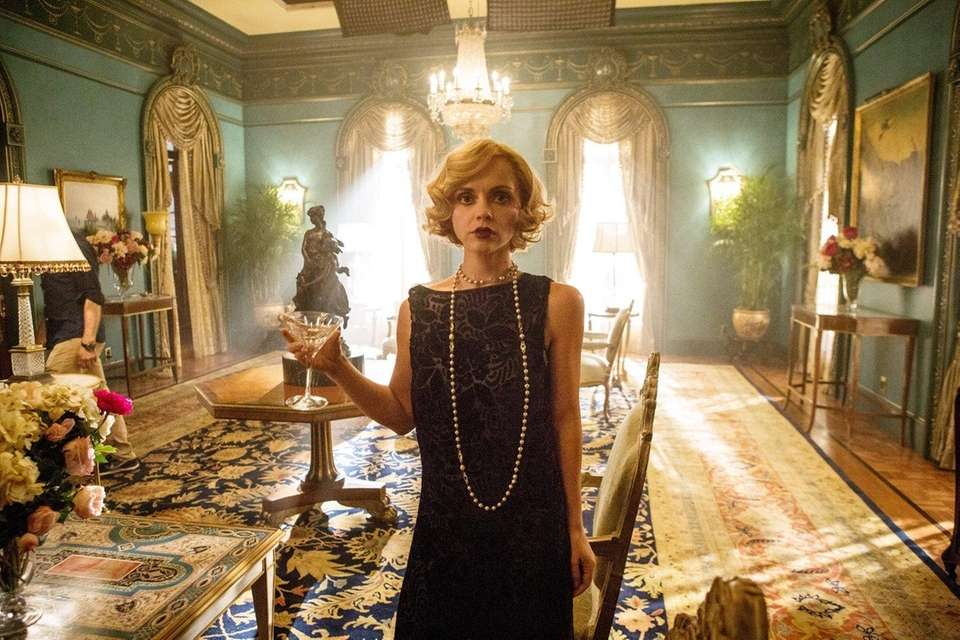 Christina Ricci stars as 1920s jazz baby (and