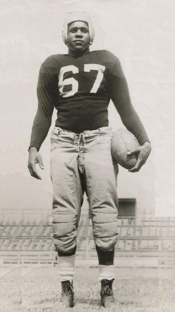 Billy Wilson, a 1945 graduate of Lawrence High