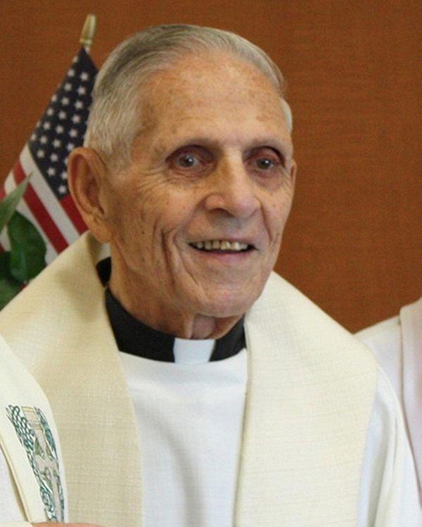 The Rev. Peter McCrann