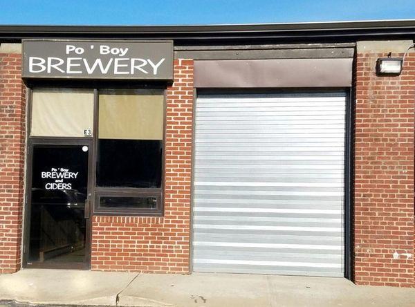 Po' Boy Brewery, a