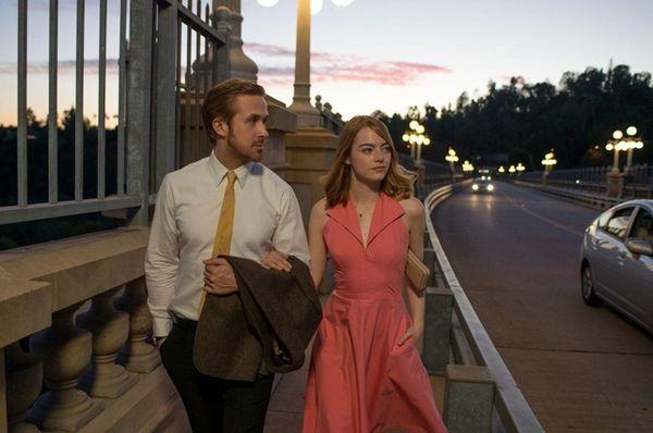 Ryan Gosling and Emma Stone star in