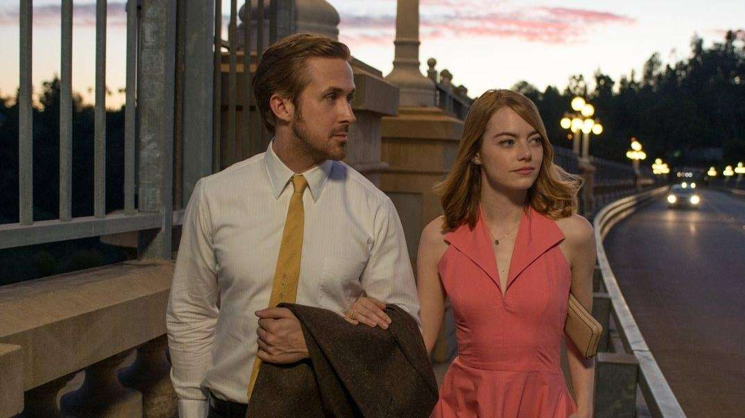 Ryan Gosling and Emma Stone star in