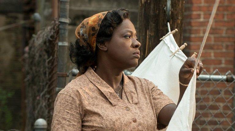 Viola Davis has been nominated for an Oscar