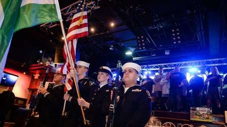 The U.S. Naval Sea Cadets Corp. present the