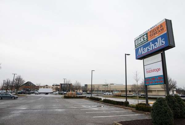 A plan to expand Melville Mall on Route
