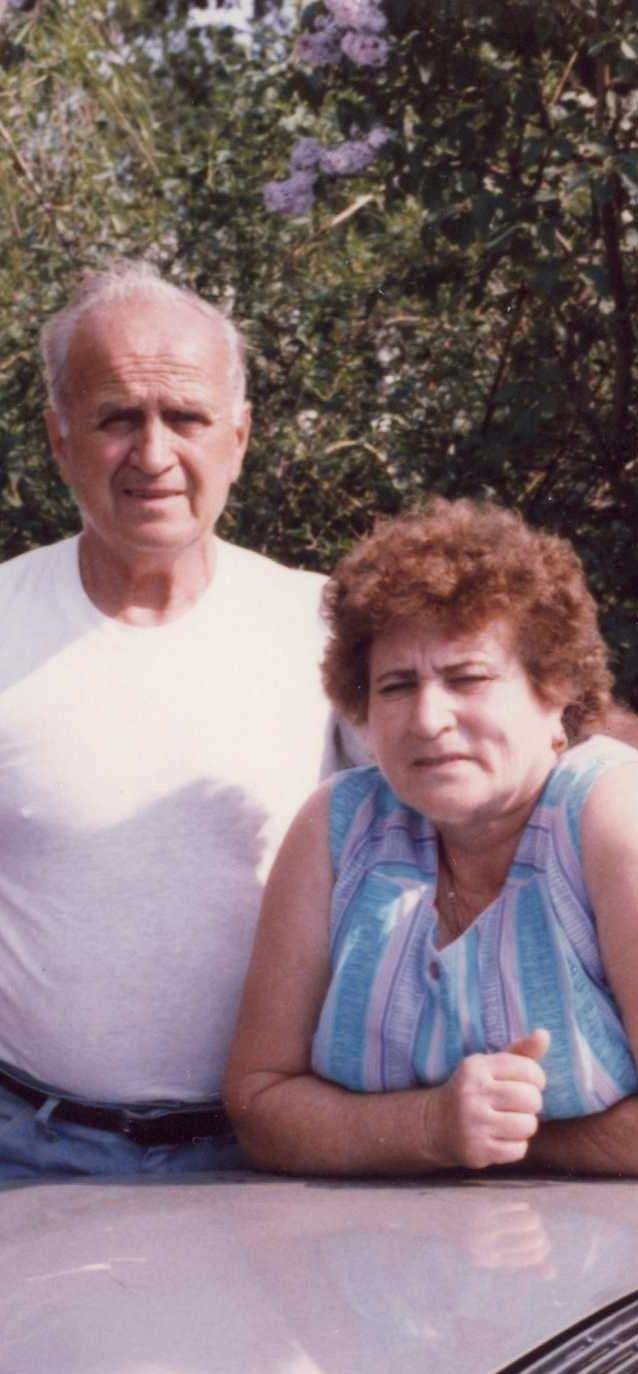 Eugene and Emma Kleemann of Bethpage, married 65