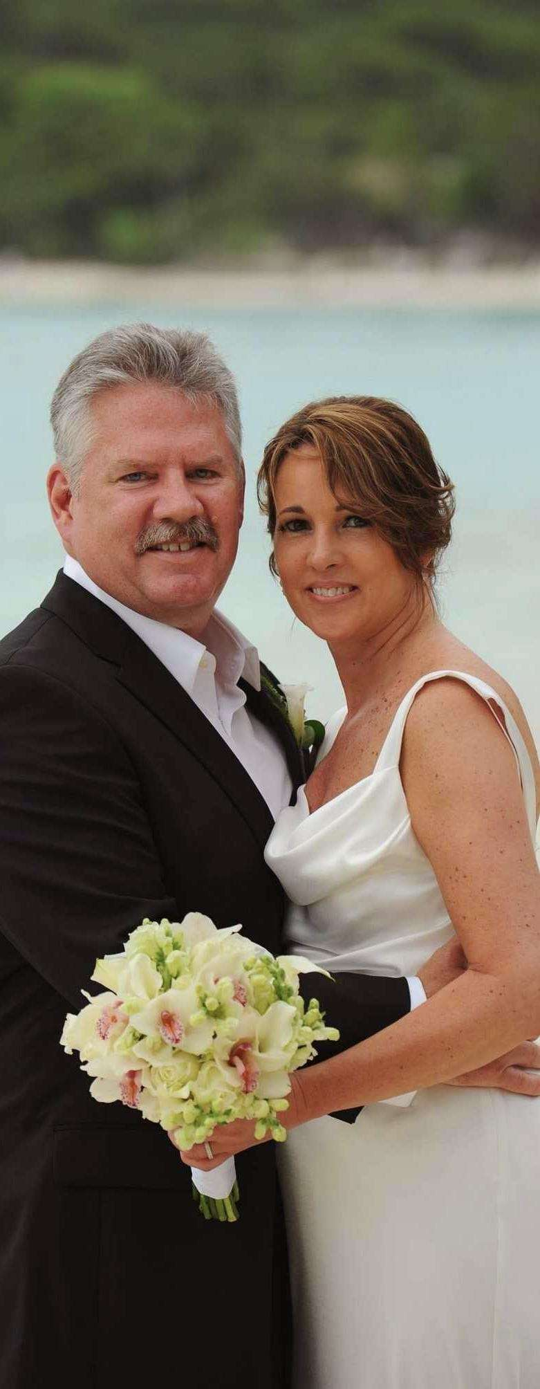 Janet and Brian Fullan of Wantagh discovered they
