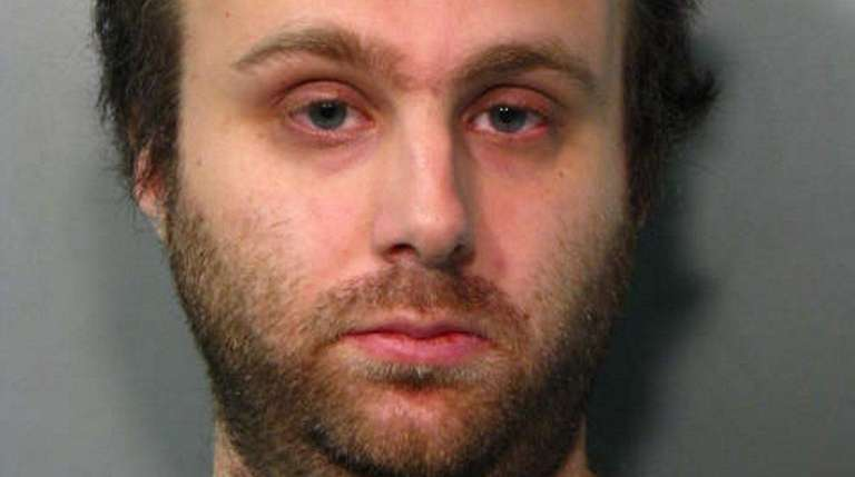 Steven Rizzo, 29, of Harlem, was arrested late