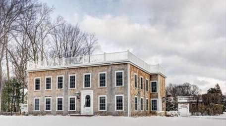This six-bedroom Sag Harbor house, listed for $4.6