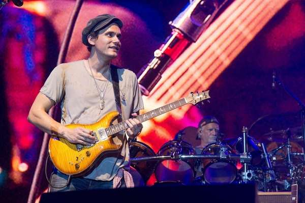 John Mayer is planning a Madison Square Garden