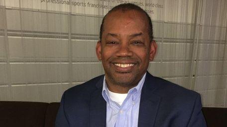 Long Island Netsvice president of business operations Alton