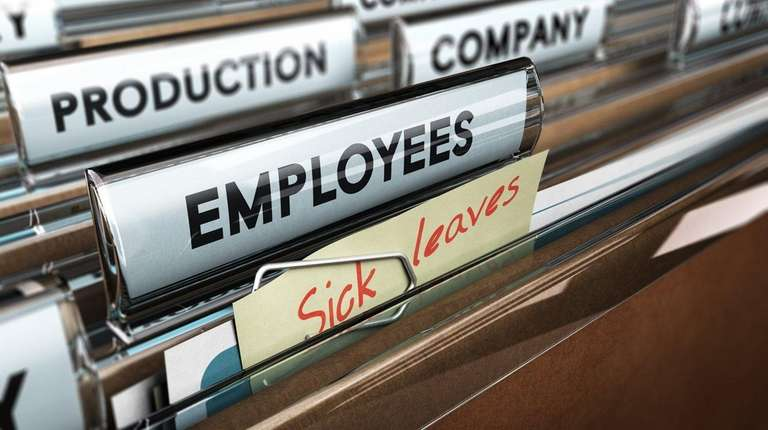 Employers can check up on employees taking sick