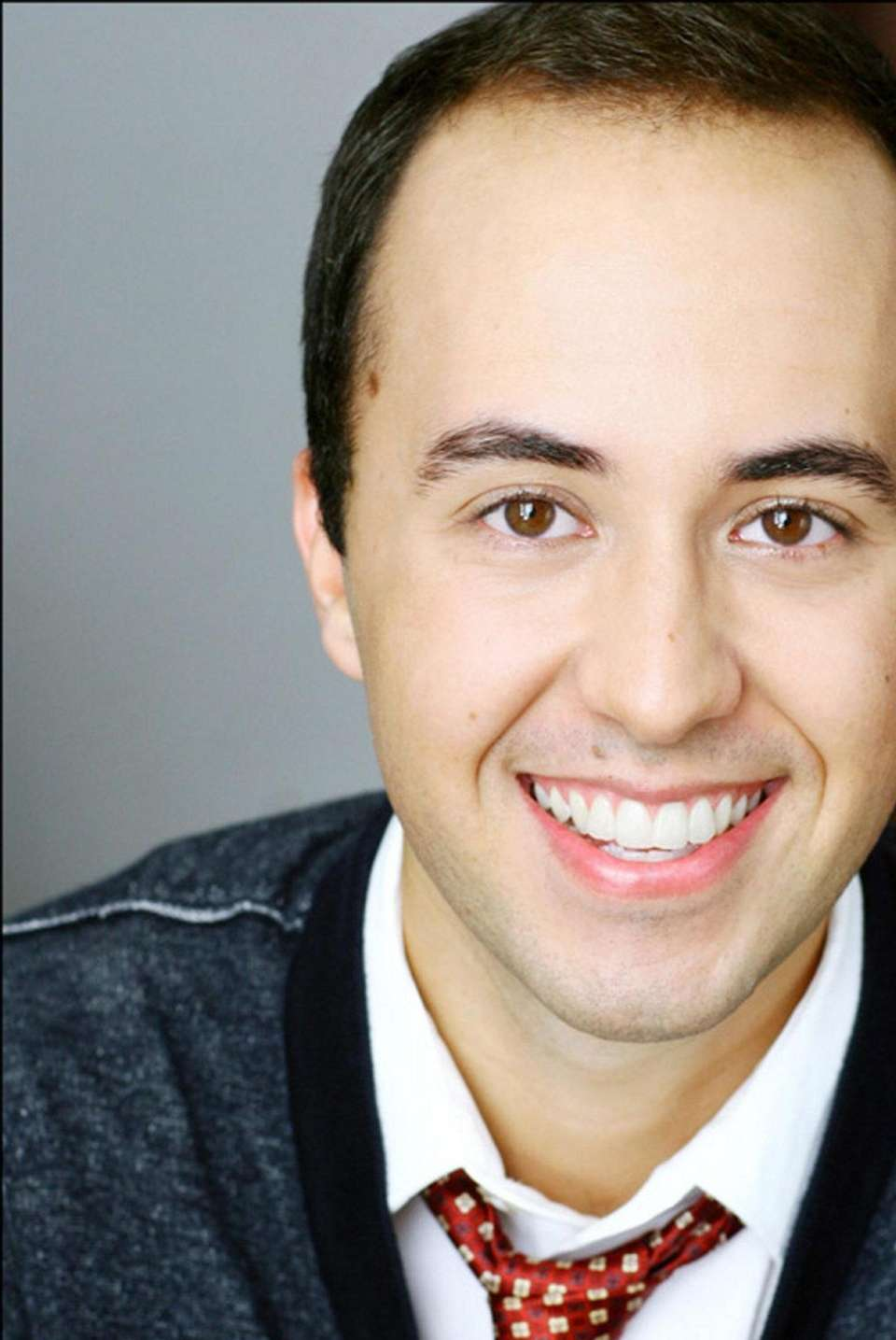Michael Verre, a musical theater performer who appeared