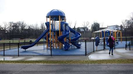 Grant Park in Hewlett is a 35-acre recreation
