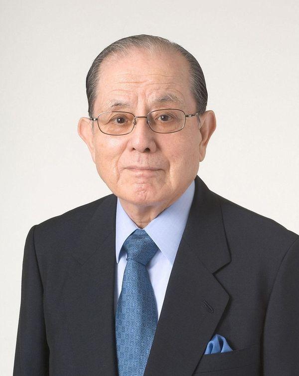Masaya Nakamura, Japan's Bandai Namco Holdings Senior Advisor.