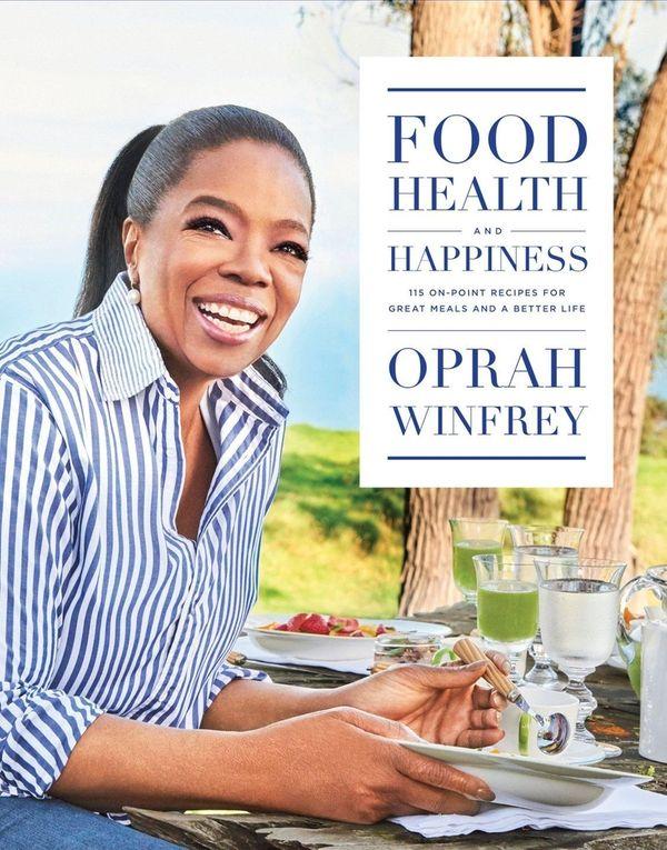 Oprah Winfrey's cookbook