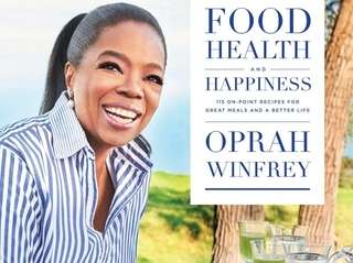 Oprah Winfrey's cookbook