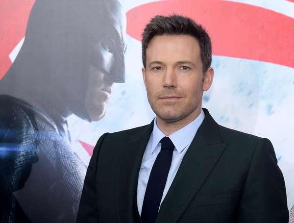 Ben Affleck attends the premiere of