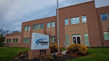 Telephonics Corp. headquarters in Farmingdale on Dec. 15,