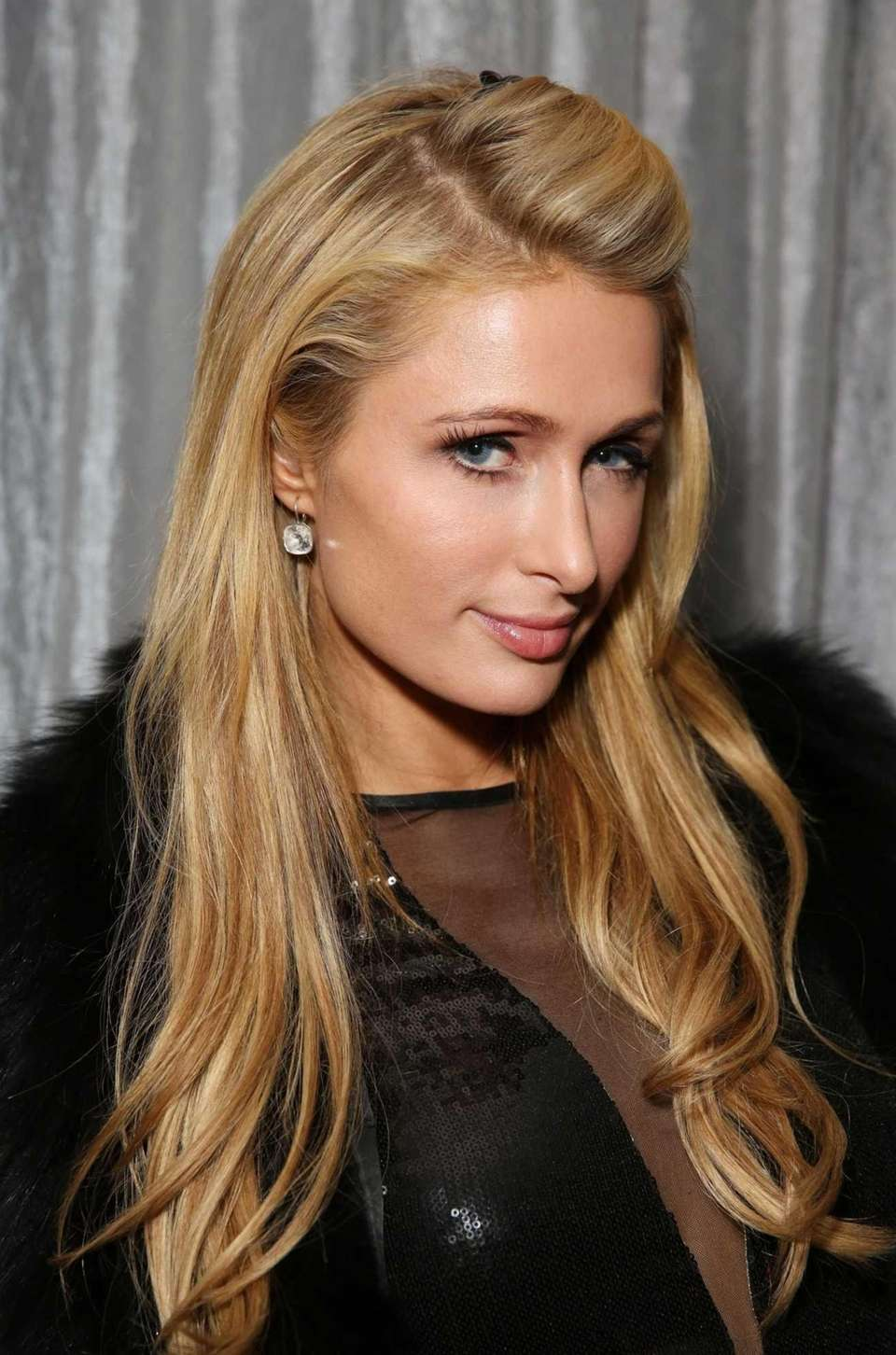 Paris Hilton attends CIROC presents Bootsy Bellows at