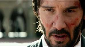 Keanu Reeves is back as a legendary hit