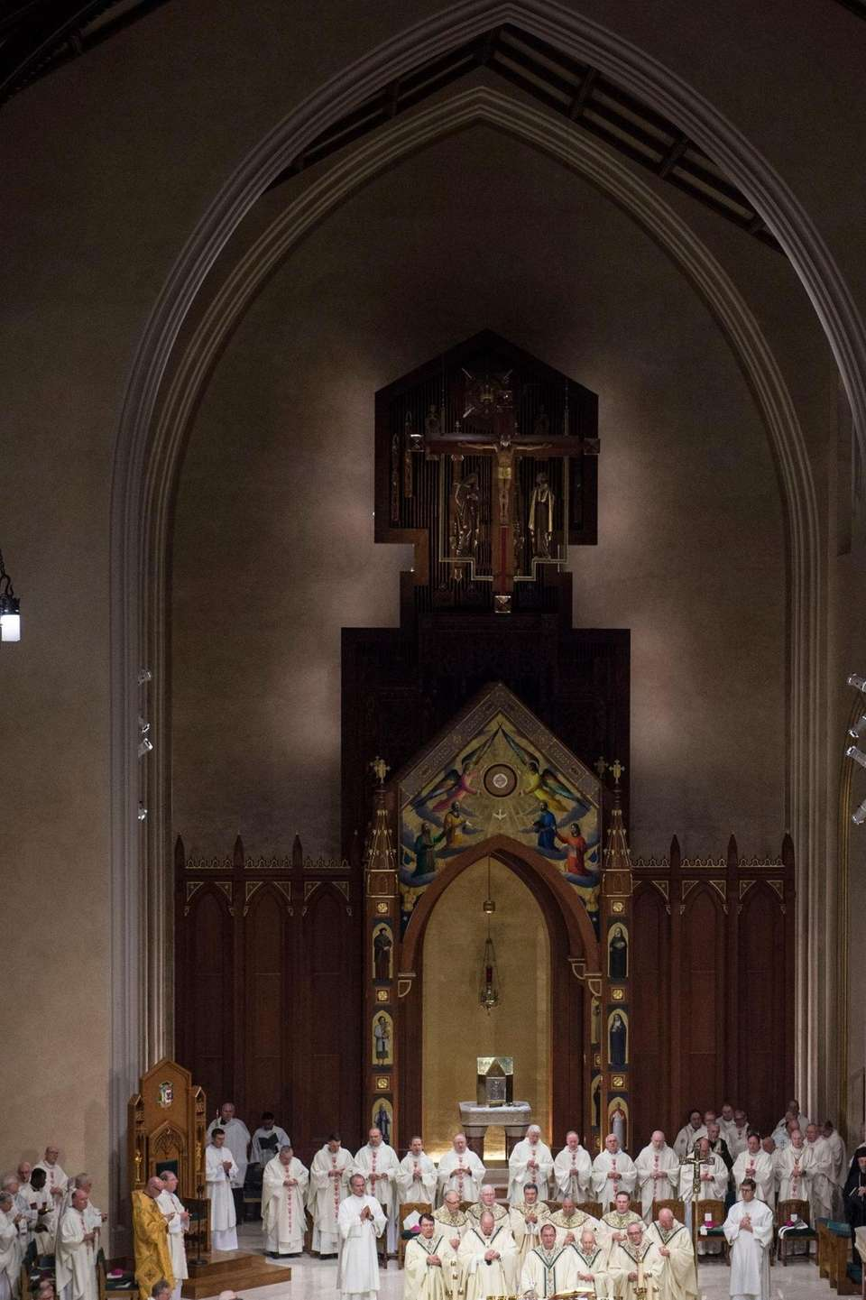 Installation Mass for the Rockville Centre Diocese's new