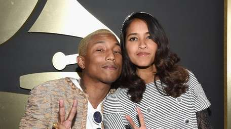 Pharrell Williams and wife Helen Lasichanh are now