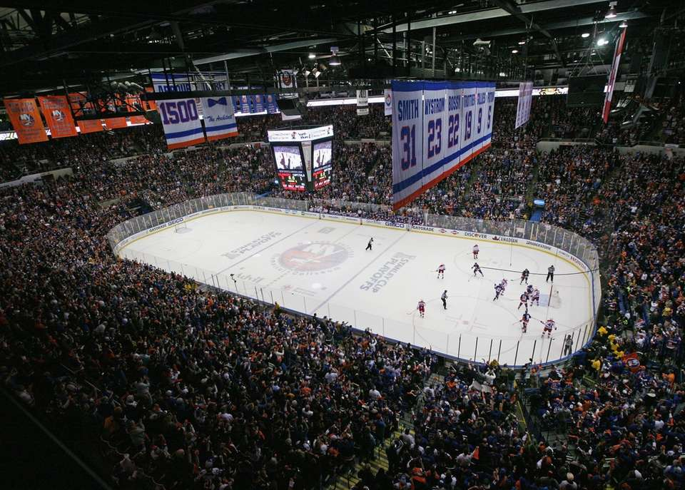 Final season at Nassau Coliseum Attendance ranking: 25th