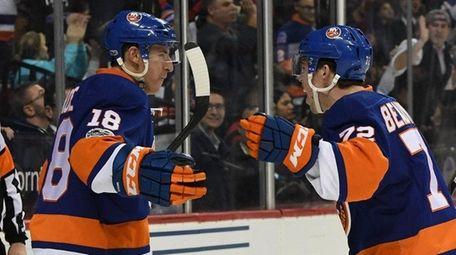 New York Islanders right wing Ryan Strome is