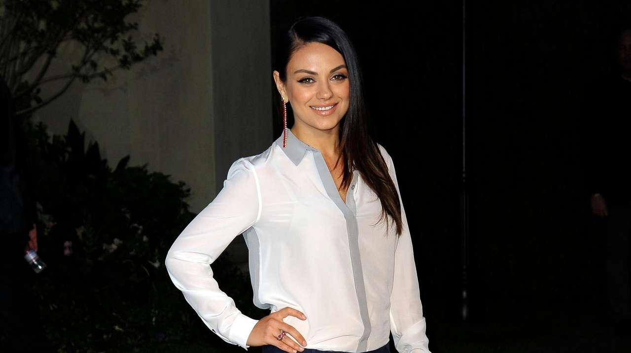 Did you know Mila Kunis is a United