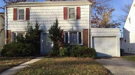 This three-bedroom Colonial, listed for $499,000 in February