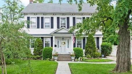 This five-bedroom Colonial, listed for $649,000 in February