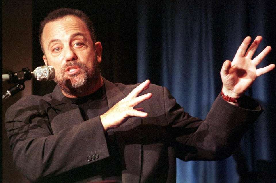 Feb. 2, 1998: Billy Joel brings his