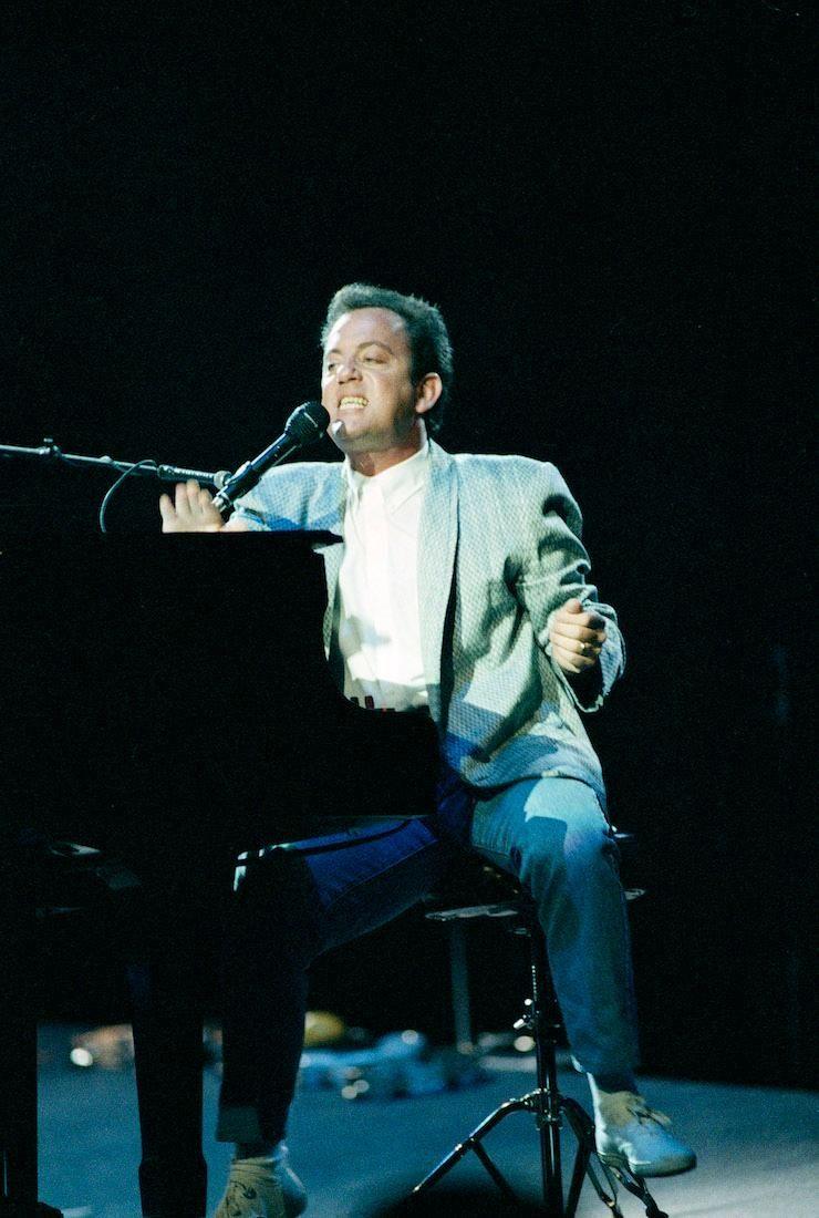 Feb. 26, 1979: Bill Joel plays the Royal
