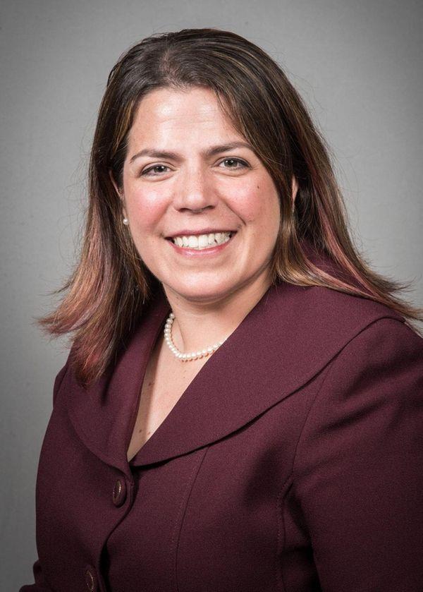 Dr. Kristina Deligiannidis, a perinatal psychiatrist at the