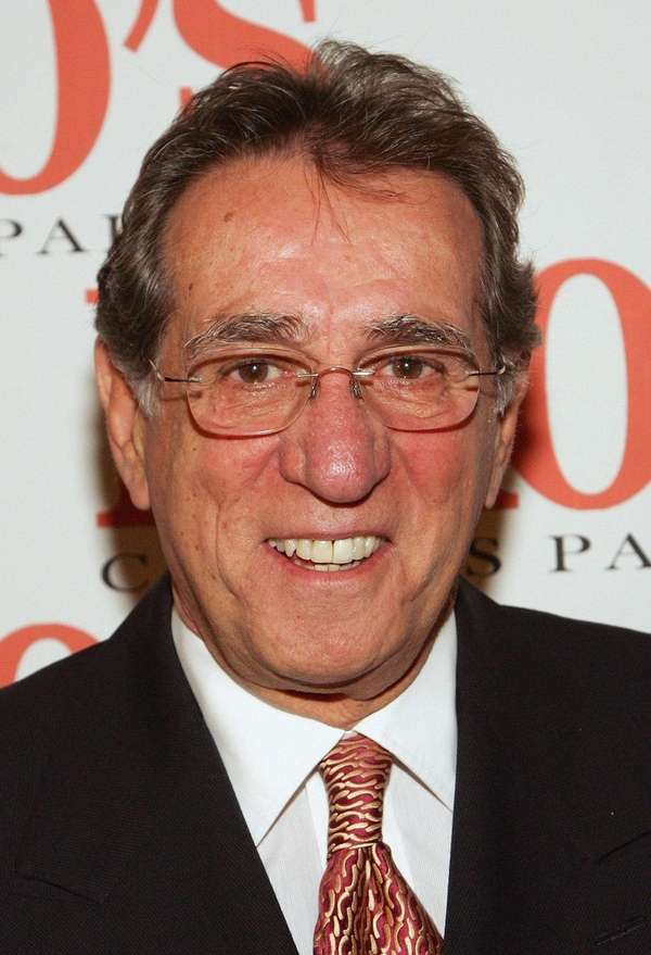 Frank Pellegrino was co-owner of exclusive Rao's.