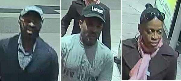 Nassau County police have released these surveillance images